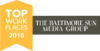 EMG is a Baltimore Top Workplaces Winner 2018